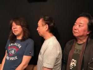 2017.11.30【ROCK!大槻・大二・広規】@西荻窪 Terra