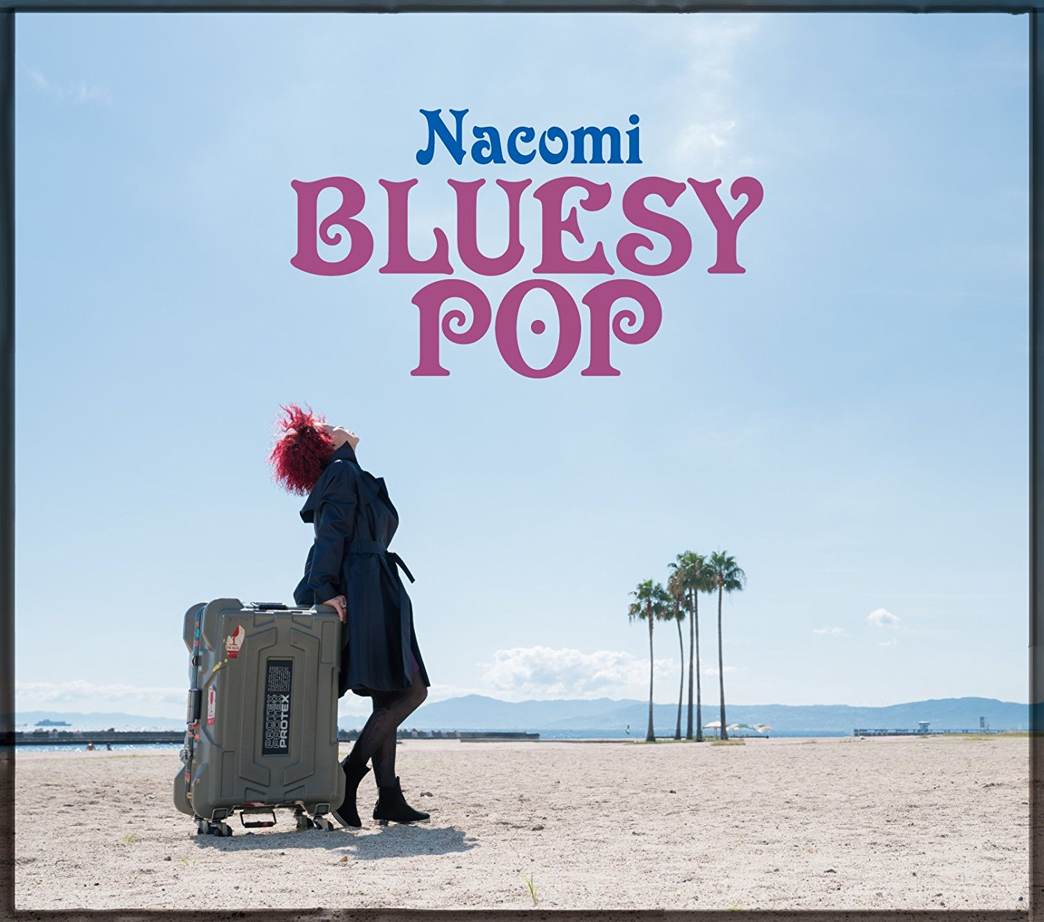 CD『 Bluesy Pop / Nacomi 』produced by 伊藤広規