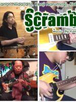 """[チャリティ・セッション動画] """"Scramble"""" music by Kenji Narumi"""